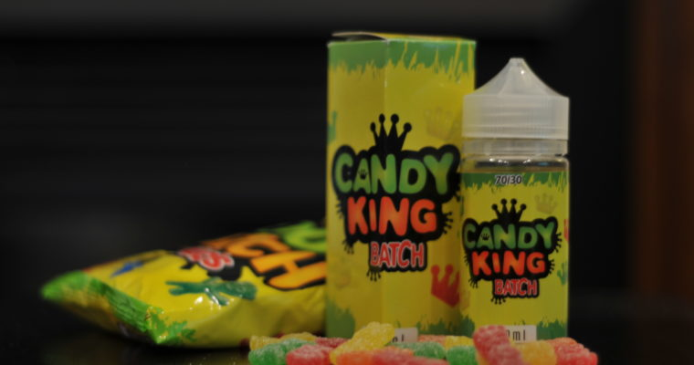 Review – Batch By Candy King: Sour Patch Kids Flavored Vape Juice