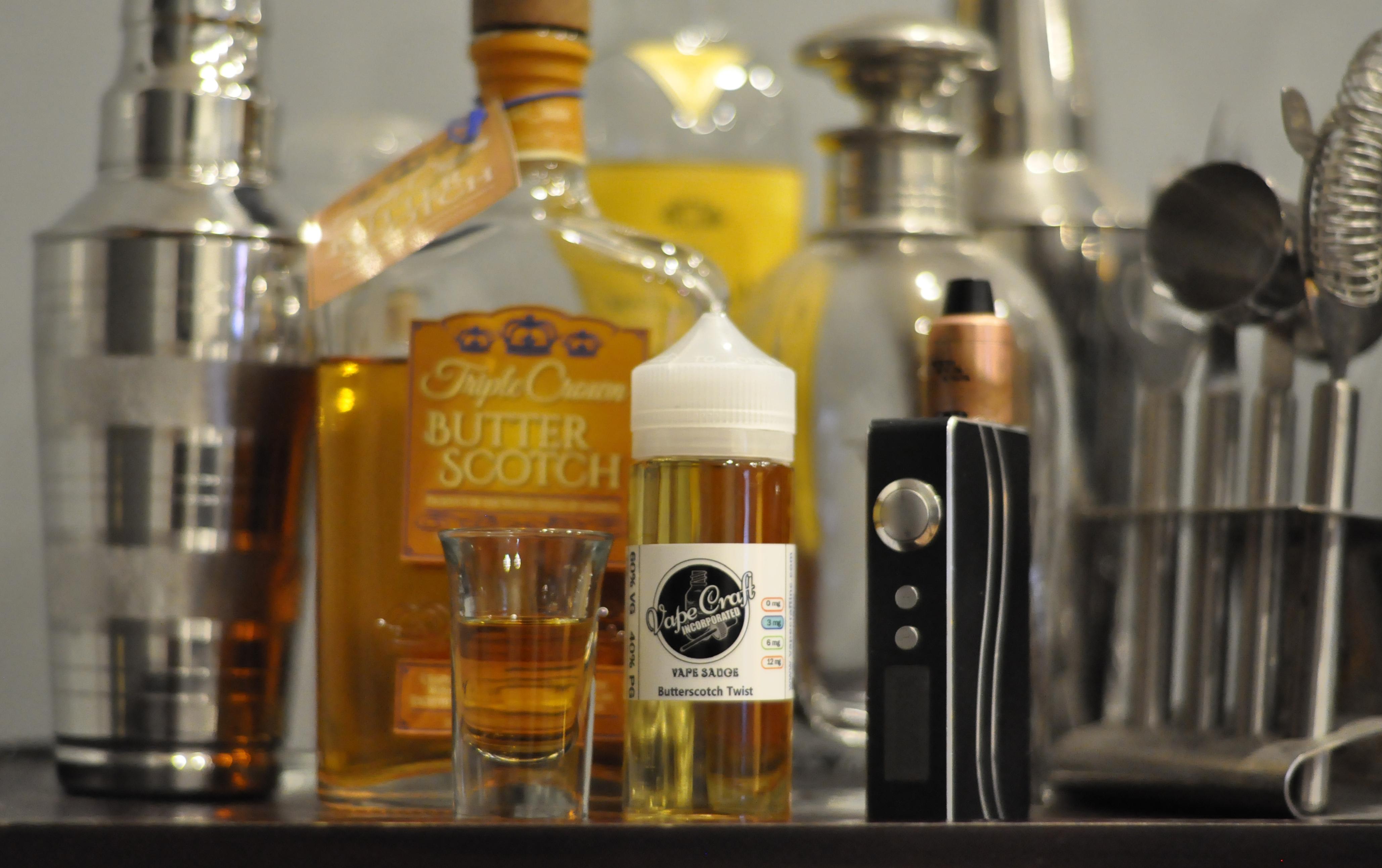 Review – Butterscotch Twist by Vape Craft Inc.