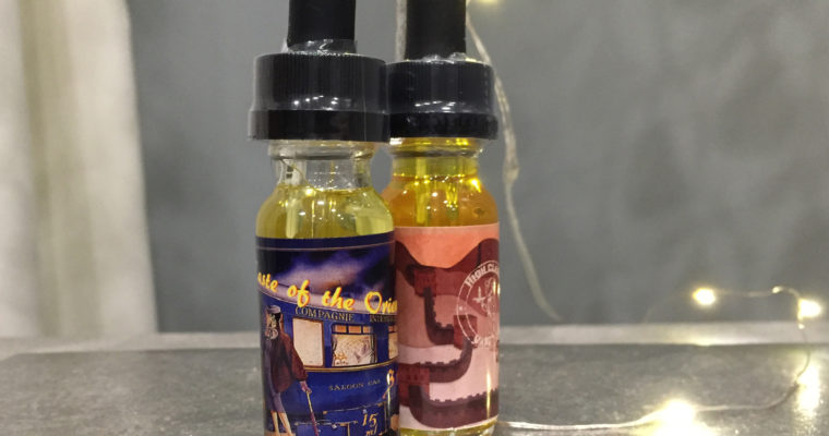 Review – Taste Of The Orient by High Class Vape