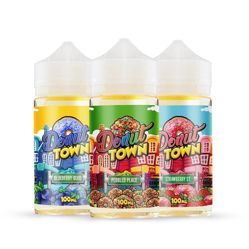 300ml Donut Town Vape Pack for $17.80 (normally $32)
